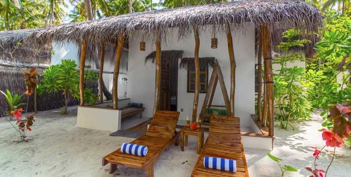Goathi Beach Villa | aaaVeee Nature's Paradise
