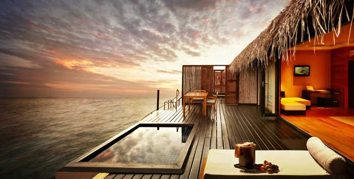Sunset Water Villa | Adaaran Prestige Vadoo