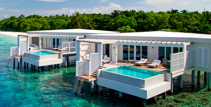 Ocean Reef House | Amilla Fushi, Malediven