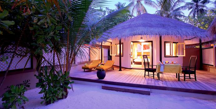 Aussenansicht, Deluxe Beachfront Villa