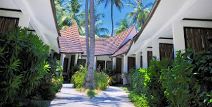 Classic Wohnblock, Bandos Maldives