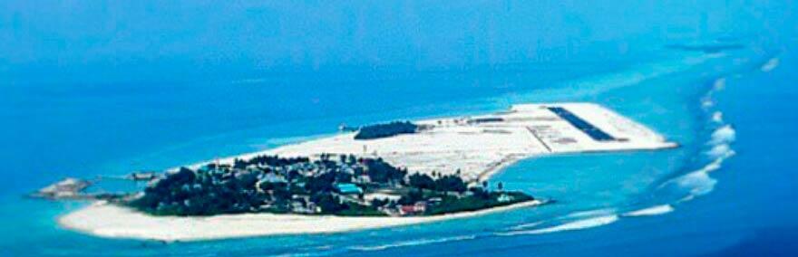 Thimarafushi Airport, Malediven