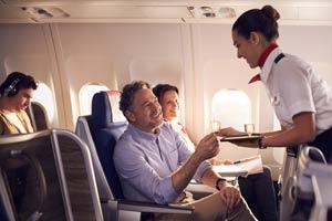 Edelweiss Air Business Class