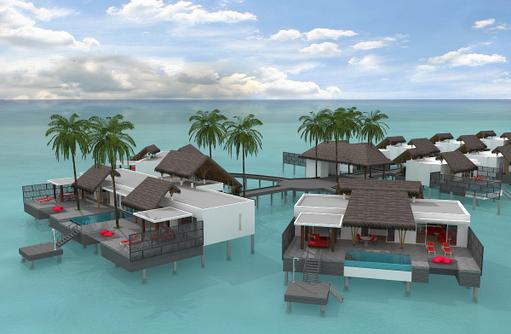 Neueröffnung Juni 2019: Emerald Resort & SPA im Raa Atoll