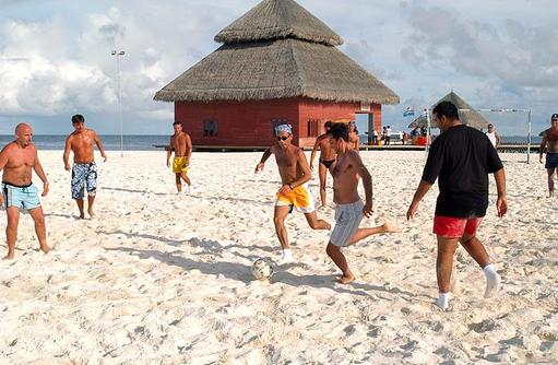 Beachfußball | Adaaran Club Rannalhi