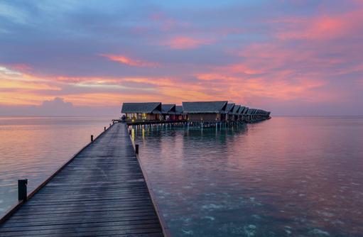 Ocean Villas, Adaaran Select Hudhuranfushi