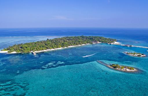 Aerial, Adaaran Select Hudhuranfushi