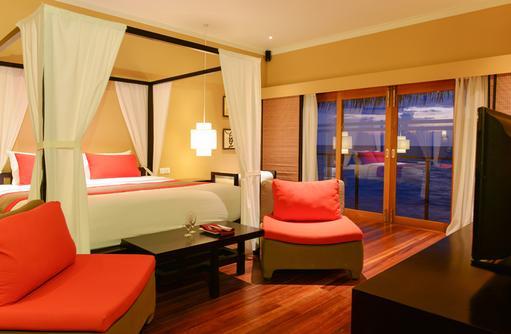 Ocean Villa, Adaaran Select Hudhuranfushi