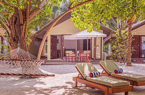 Deluxe Villa, Adaaran Select Hudhuranfushi