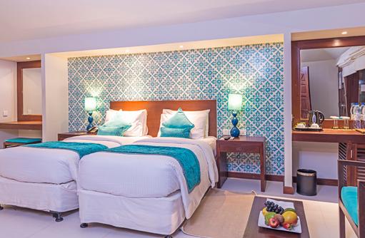 Kinderzimmer Family Villa, Adaaran Select Hudhuranfushi