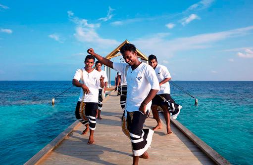 Inselleben Amari Havodda Maldives