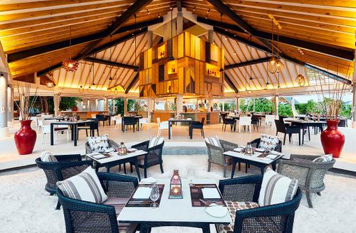 Buffetrestaurant Amaya Food Gallery Amari Havodda Maldives