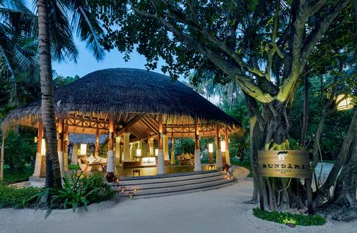 Sundari Ayurveda Spa, Anantara Veli Maldives Resort