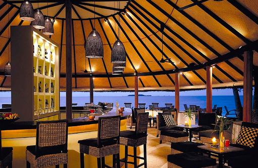 Restaurant Velaavani Bar,Angsana Ihuru, Malediven