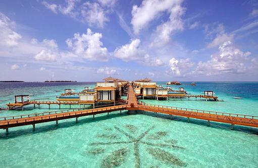 InOcean Villen, Angsana Velavaru, Malediven