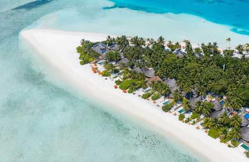 Angsana Velavaru, Malediven