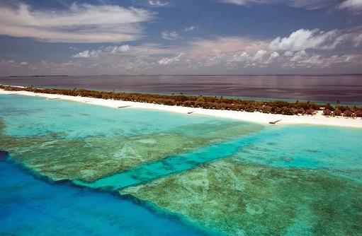 Lagoon Island, Atmosphere Kanifushi Maldives
