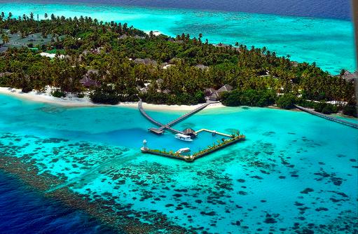 Vogelperspektive, Ayada Maldives