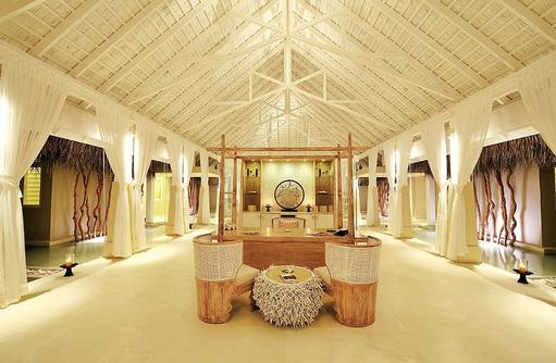 Spabereich von Innen, Ayada Maldives