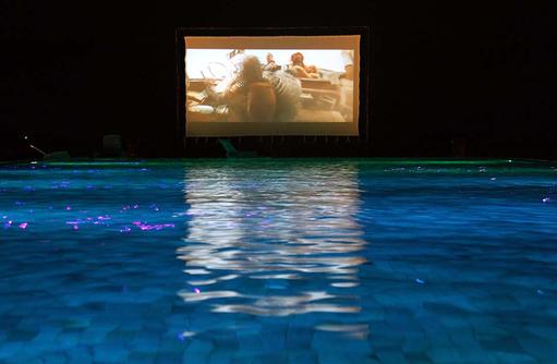Filmnacht, Kino, Ayada Maldives
