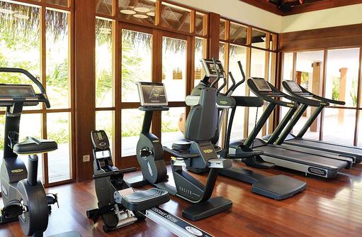 Fitness Studio, Ayada Maldives