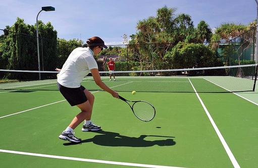 Tennis, Ayada Maldives