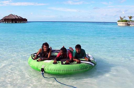 Wassersport, Ayada Maldives