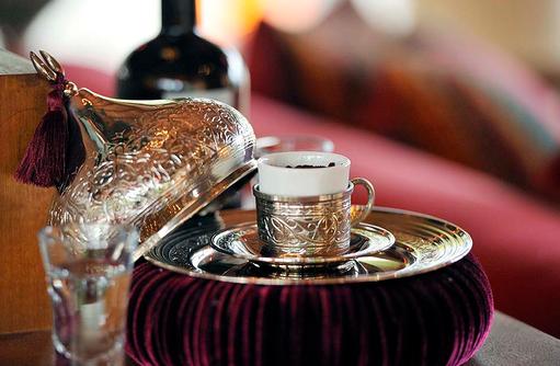 Ottoman Lounge Tasse, Ayada Maldives
