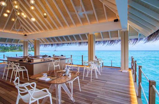 Umami Innenbereich, Baglioni Resort Maldives