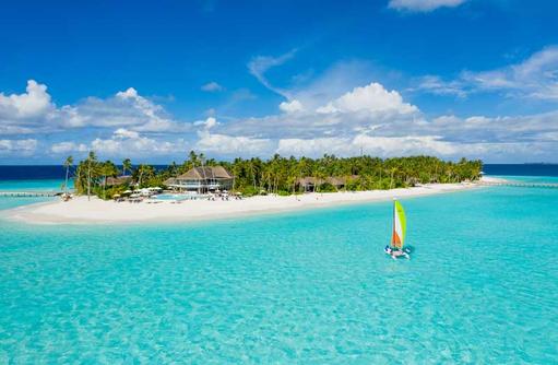 Wassersport, Baglioni Resort Maldives