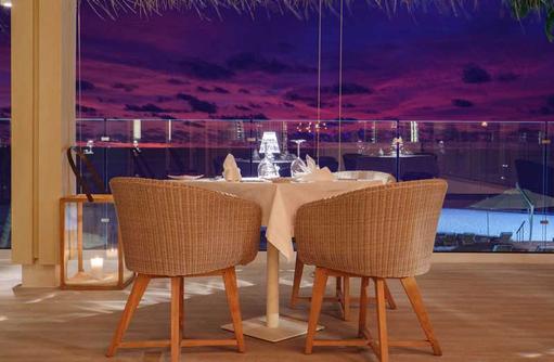 Gusto, Baglioni Resort Maldives
