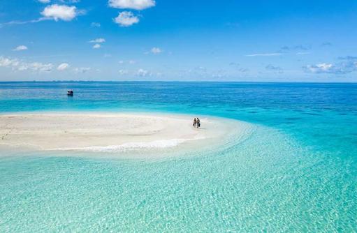 Sandbank, Baglioni Resort Maldives