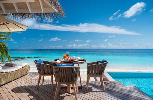 Breakfast, Baglioni Resort Maldives