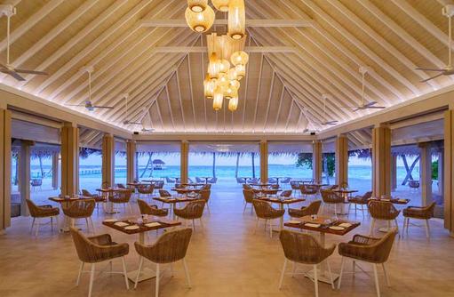 Taste Innenbereich, Baglioni Resort Maldives