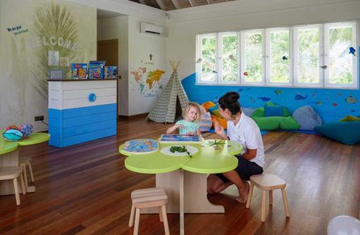 Kids Club, Baglioni Resort Maldives