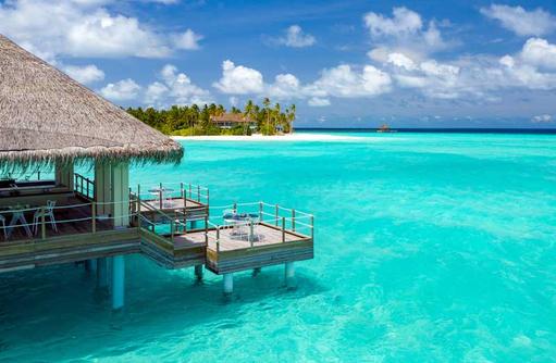 Umami Restaurant, Baglioni Resort Maldives