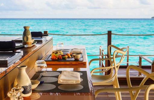 Umami Sushi, Baglioni Resort Maldives