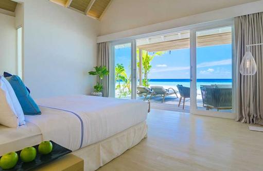 Beach Villa, Baglioni Resort Maldives