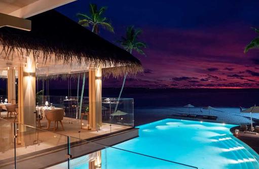 Gusto Terrasse, Baglioni Resort Maldives