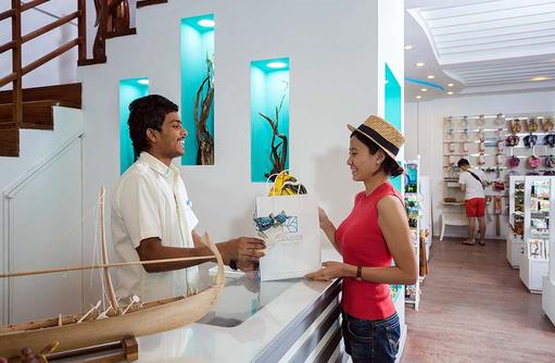 Blue Coral Shop, Shopping, Bandos Maldives
