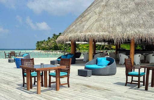 Huvan Restauarant, Bandos Maldives