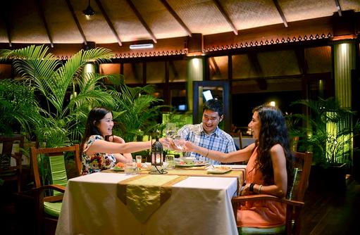 Koon Thai Restauarant, Bandos Maldives