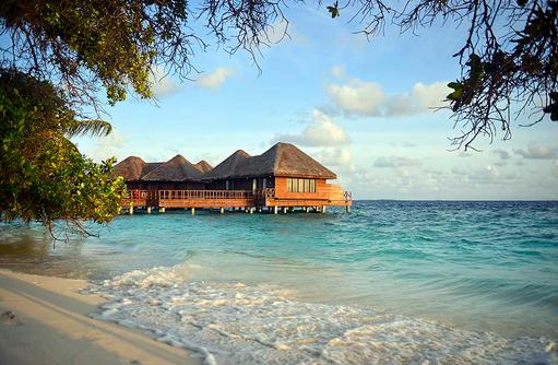 Wasservillas, Bandos Maldives