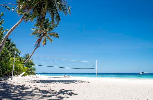 Beachvolleybll, Bandos Maldives