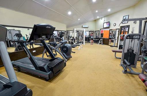 Fitness Center, Bandos Maldives