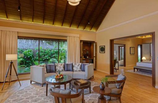 Baros Residence, Wohnbereich, Baros Maldives
