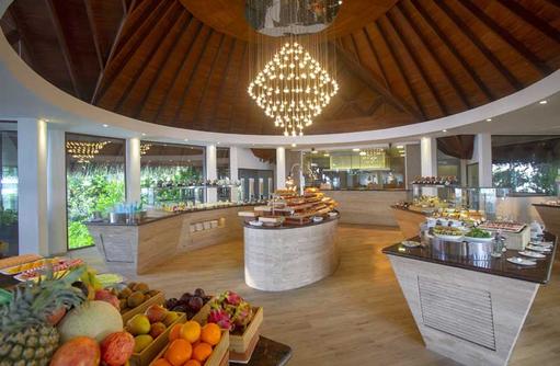 Breakfast, Lime Restaurant, Baros Maldives