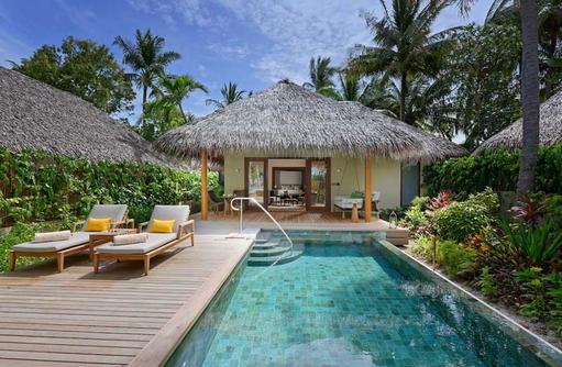 Baros Residence, Baros Maldives