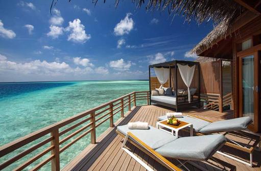 Water Villa, Baros Maldives