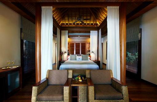 Baros Villa, Schlafzimmer, Baros Maldives